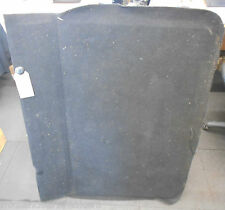 RENAULT SCENIC MK2 2003 BOOT CARPET SPARE WHEEL COVER 8200250345