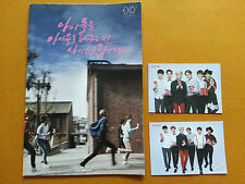 EXO(K) Baskin Robbins Official Photo Book & Pepero Photo Card KPOP EXO