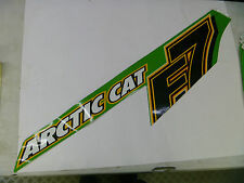 NEW OEM ARCTIC CAT SNOWMOBILE DECAL PART # 4611-995