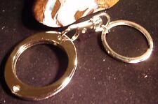 Alcoholics Anonymous AA Keychain medallion holder chip Coin Token Holder Sober
