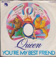 """7"""" Queen You`re My Best Friend / 39 EMI Electrola 1C 006-97 944 KULT!!!"""