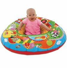 GALT Toys First Years Baby / Child Playnest Farm Play Mat Ring Playpen