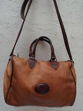 Très beau sac à main  en cuir (T)BEG vintage bag à saisir