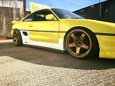 toyota mr2 mk2 greddy gracer side skirts great fitment new bodykit and styling