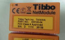 Tibbo Tech Inc. NetModule EM100-04 Serial-to-Ethernet Module - FREE SHIP!