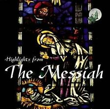 """Highlights from """"Messiah"""" [Happy Holidays] by Various Artists (CD, Sep-1996, Ha…"""