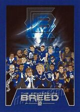 ✺Mint✺ 2016 CANTERBURY BULLDOGS Breed NRL Card GROUP - 17 of 19