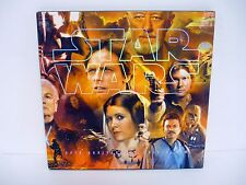 STAR WARS COIN ALBUM 30th Anniversary Action Figure Display Book 2006