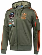 Nwt Adidas Originals Star Wars Hoody Sz XL Rebel Alliance tracksuit top