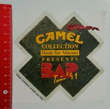 Aufkleber/Sticker: Camel Collection - BAP tour '91 (050616187)