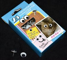 Googly Eyes Push Pins Novelty thumb tacks cork boards school supplies and office