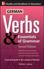 German Verbs & Essential of Grammar, Second Edition (Verbs and Essentials of Gra