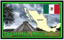 CHICHEN  ITZA ( MEXICO ) - SOUVENIR FRIDGE MAGNET - BRAND NEW