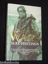 Going to the Wars: Max Hastings-War Reporter-HBDJ-2000 Military Biography