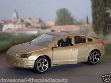 CITROEN C5 Saloon 1:64 (Pale Gold) Majorette MIP (BIN) Passenger Diecast Car