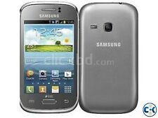 Brand New (seal open) Samsung Galaxy Young S6312 4GB (silver)-Rrefurbished