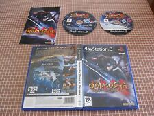 PS2 ONIMUSHA DAWN OF DREAMS CAPCOM PAL UKV COMPLETO PLAYSTATION 2 SONY