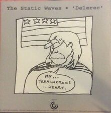 """Airport Girl/Static Waves Split 7"""" Single (Sorted Records)"""
