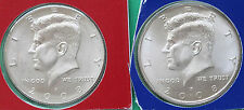 2008 P & D Kennedy Half Dollar Coin from US Mint Set 2 BU Cello Fifty Cent UNC