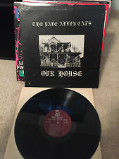 RECORD ALBUM GREAT SHAPE W/ INNER SLEEVE THE YALE ALLEY CATS OUR HOUSE