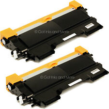 2/Pack Premium Black Toner Cartridge Compatible for Brother TN-450 TN450