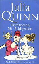 Romancing Mr Bridgerton: Number 4 in series (Bridgerton Family) By Julia Quinn