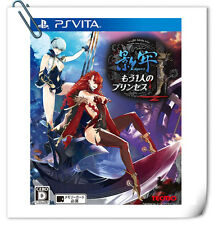 PSV SONY PLAYSTATION VITA Game Kagero: Mou Hitori no Princess Koei Tecmo Action