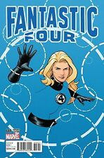 FANTASTIC FOUR #644 CHARACTER SPOTLIGHT INVISIBLE WOMAN 1:15 VARIANT COVER! NM