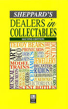 Sheppard's Dealers in Collectables: Dealers in UK (Sheppard Series) Excellent Bo