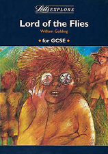Letts Explore Lord of the Flies (Letts Literature Guide), William Golding, John