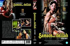 Samson and Delilah,1949 (DVD,All,Sealed,New,Keep Case) Cecil B. DeMille
