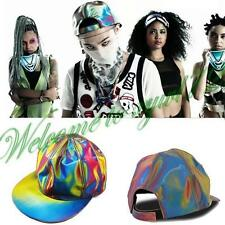 Bigbang G-dragon Color Changing Snapback MARTY MCFLY Hats BACK TO THE FUTURE Cap