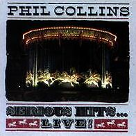 Serious Hits Live - Collins, Phil - CD New Sealed