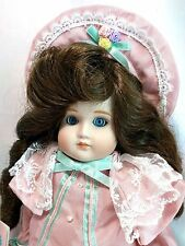 "Carol Anne Goebel Bette Ball Vintage LE 334 / 1,000 Chelsea 14"" Porcelain Doll"