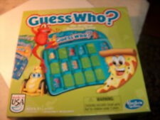 2013 Hasbro GUESS WHO? Original Guessing Game For 2 Players Ages 5+