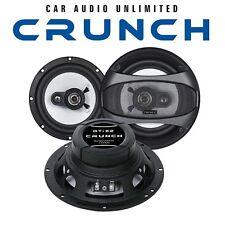 CRUNCH GTi-62 Lautsprecher 16,5cm 2-Wege coax System 180W