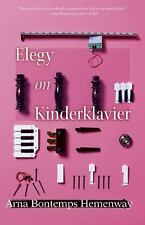 Elegy on Kinderklavier Linda Bruckheimer Series in Kentucky Literature