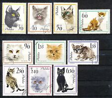 Polen 1475 - 1484 gebruikt  motief katten