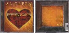 AL GREEN Love Songs Collection 2003 Right Stuff CD Let's Stay Together 70s Hits