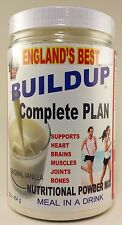 Meal In A Drink - England's Best Complete PLAN Vanilla Nutritional Powdered 16oz