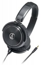 New Audio-Technica ATH-WS99 SOLID BASS Headphones From Japan With Tracking