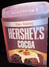 2004 Hershey's Easy Baking Interna Board Cookbook Chocolate Cocoa 46 Pages
