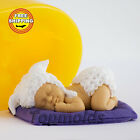 Soap Mold Baby on the Pillow 2 3d Soap Mold Silicone Molds Mold Free Shipping