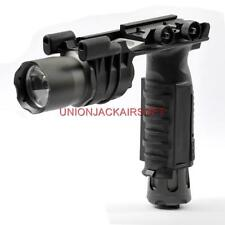 Element Tactical Foregrip Grip Flashlight Black