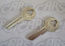 1935-1966 GM Key Blanks. Buick Olds Chev Pontiac Cadillac Packard Others. KB10P