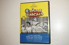 The Little Rascals - Volume 1  2: Collectors Edition (DVD, 2000, Digitally Re...