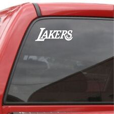 Los Angeles Lakers Vinyl Car Truck DECAL Window STICKER NBA Basketball