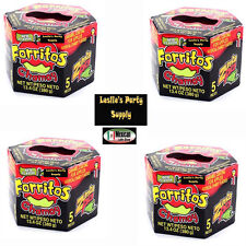 4x5 Zumba Pica Forritos (Caramel Coating for apples 4-Chamoy