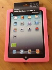 Kensington BlackBelt Protection Band for iPad 2 - Case for web tablet  PINK