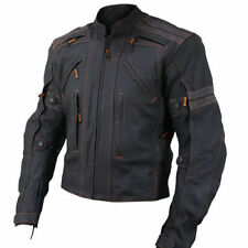 ROSSI RACING MOTORBIKE LEATHER JACKET MOTO GP MOTORCYCLE MENS LEATHER JACKETS